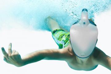 Nautilus VR HMD: Virtual Reality Underwater