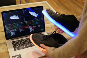 Orphe Smart Shoes for Performers