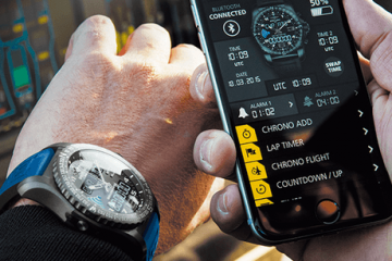 Breitling B55 Connected Watch for Pilots