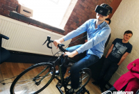 Widerun Virtual Reality Cycling Trainer