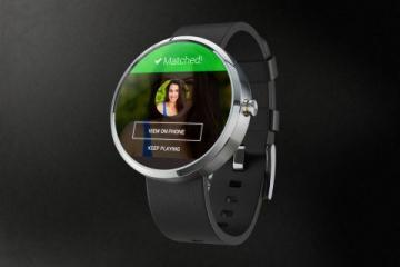 Zoosk Offers Android Wear Integration