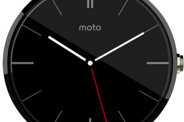 2nd Gen Moto 360 Coming Soon?