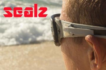Sealz: Sunglasses That Convert Into Goggles