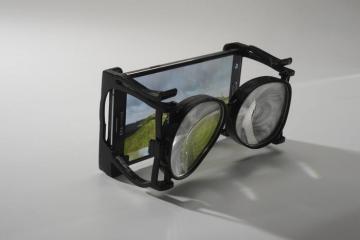 Wearality Sky: Wearable for Virtual Reality