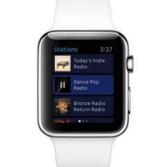 Apple Watch Gets Pandora App