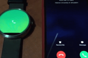 Google Releasing Android Wear iOS Compatibility Soon?
