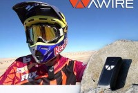 AWIRE: Wearable Two-way Radio for Outdoors