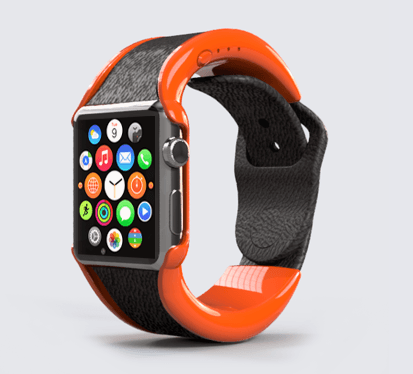 Wipowerband promises to double the Apple Watch's battery life