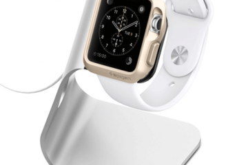 Spigen Apple Watch Charging Stand