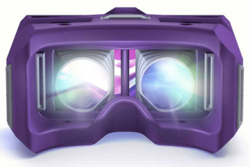 MergeVR Virtual Reality Goggles & Motion Controller