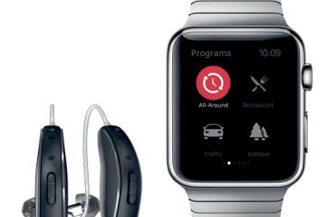 ReSound LiNX 2 Hearing Aid Gets Apple Watch App
