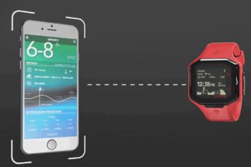 Ultratide by Nixon: Smart Surf Watch