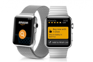 Amazon App for Apple Watch