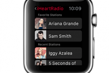 iHeartRadio Now on Apple Watch