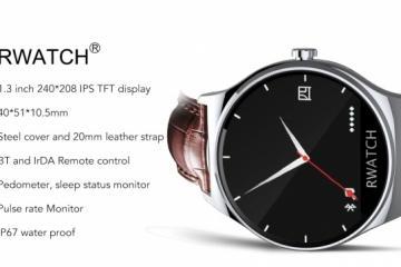 RWATCH R11 Smartwatch
