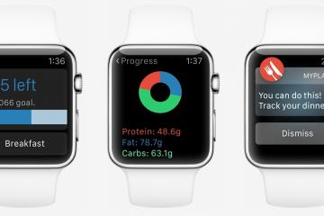 LIVESTRONG Calorie Tracker App for Apple Watch