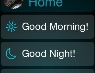SmartThings iOS App Gets Apple Watch Support