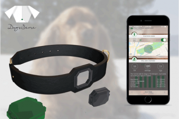 DogsSense: Dog Locator + Activity Tracker