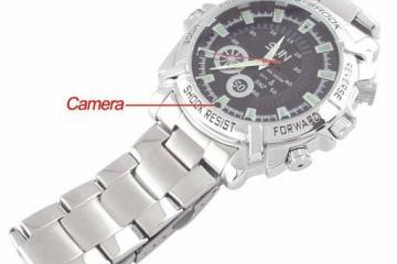 Toughsty Covert Watch Camera