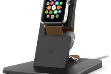 Twelve South HiRise for Apple Watch Shipping Soon