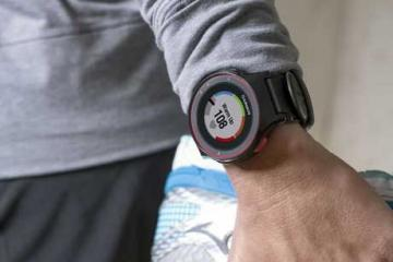 Forerunner 225: GPS Running Watch + Heart Rate Monitor