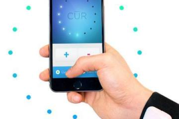 CUR: Pain Relief Wearable