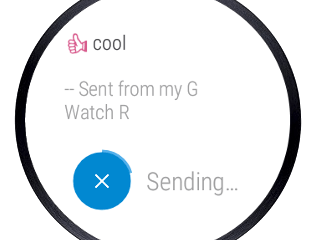 Wear Mail Client for Gmail [Android Wear]