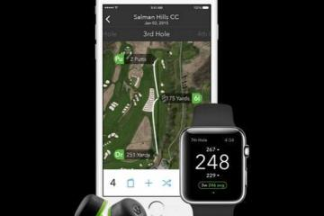 Arccos Golf Tracker Gets Apple Watch App