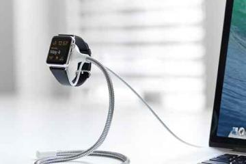 Bobine Watch Flexible Apple Watch Dock