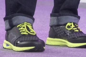 Lenovo Smart Shoes Track Activity, Have Customizable LEDs