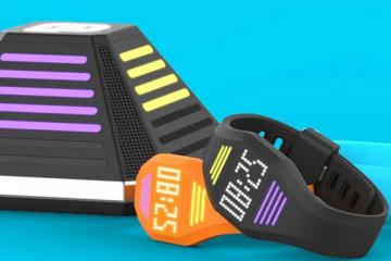 PowaBand Wearable for Kids