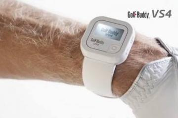 GolfBuddy VS4 Golf GPS Improves Your Golf