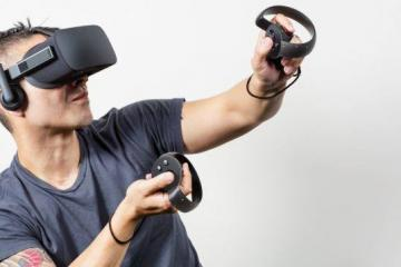 New Oculus Rift Controller Unveiled