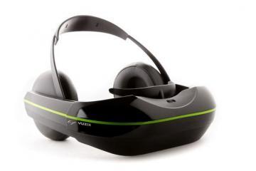 Vuzix iWear Video Headphones / Motion Tracking