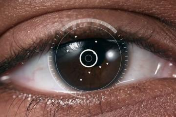myris Identity Authenticator Scans Your Eyes