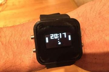 DIY: Pong Watch