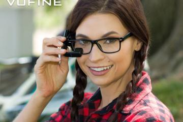 Vufine Wearable Display for Your Glasses
