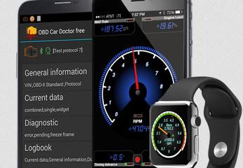 Kiwi 3: Car Diagnostic Tool for Your Smartphone + Smartwatch Support