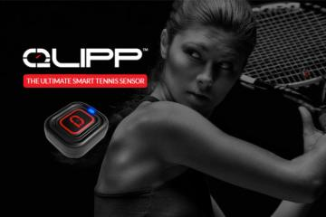 QLIPP Tennis Wearable To Analyze Your Game