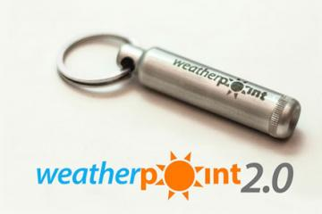 Weather Point 2.0: Small Weather Station w/ 4 Sensors