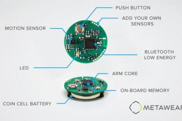 MetaWear Coin: Build Your Own Wearable
