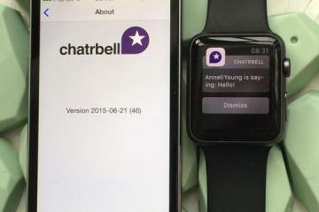 Chatrbell: Smart Doorbell w/ Smartwatch Support