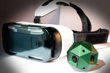 Sphericam 2:  4K 360-degree Video Camera for Virtual Reality