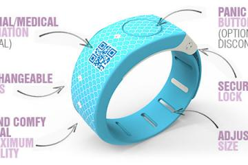 Pkids: eCall + Tracking Device for Kids
