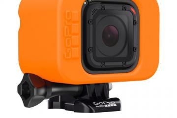 GoPro Camera Floaty for HERO4 Session