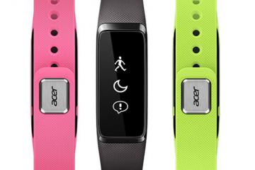 Acer Liquid Leap+ Fitness Watch Launched