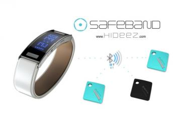 Safeband: Personal Security Wearable