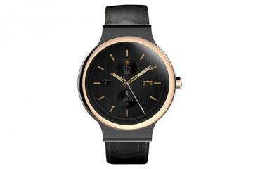 ZTE Axon Watch Runs Tencent OS