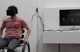vr wheelchair