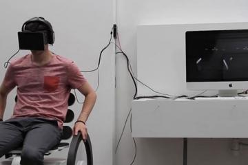 SITDOWN: Virtual Reality Wheelchair